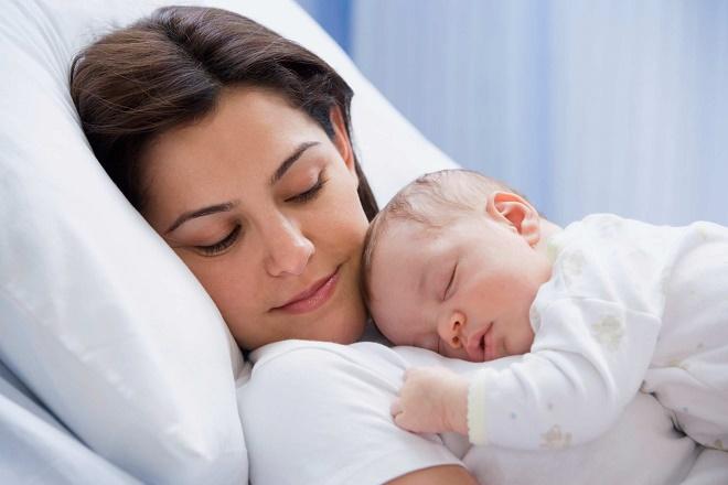 После родов женщина может не испытывать потребность в интимной близости