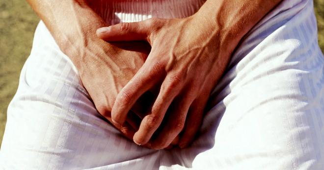 При частой мастурбации у мужчины может опухнуть член