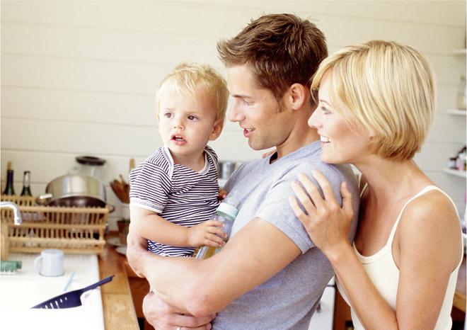 Проводите больше времени с семьей, сделайте семейные традиции