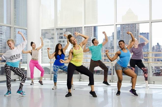 В данном виде фитнеса сосредоточено несколько жанров танца
