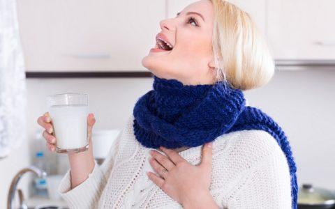 Как быстро вылечить ангину в домашних условиях за два часа?