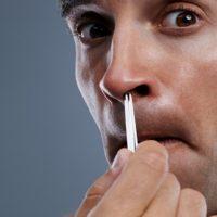 Как удалить волосы в носу - простые способы избавления в домашних условиях