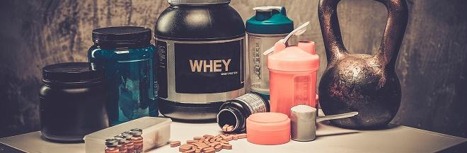 Можно даже использовать протеин для быстрого набора веса