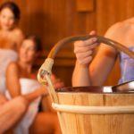 Можно ли при ангине париться в бане?