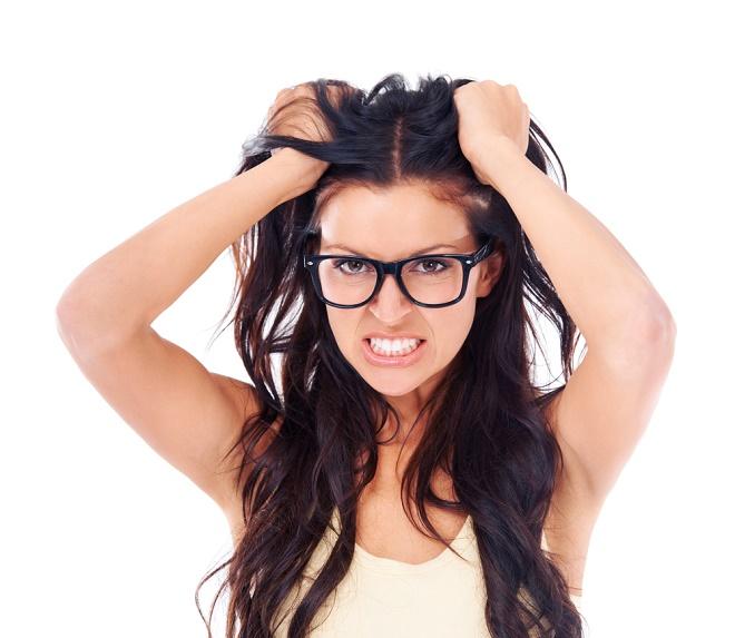 Обычно нестабильное настроение у женщин связано с циклом