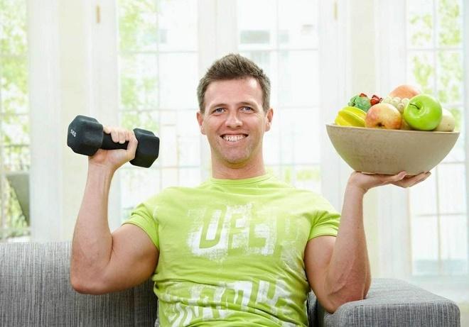 Существует два основных метода быстрого набора веса
