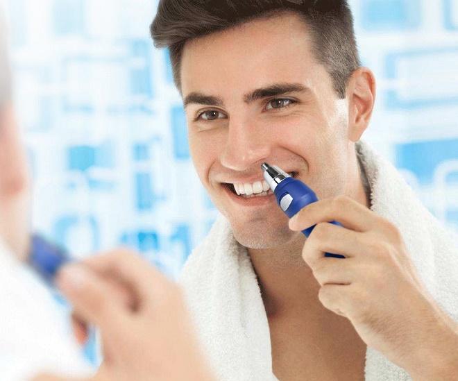 Волосы в носу выполняют защитную функцию