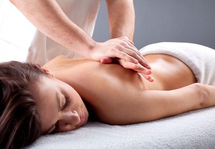 Как сделать эротический массаж женщине