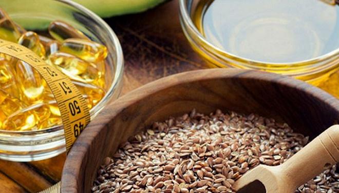 льняное масло является отличным средством для похудения