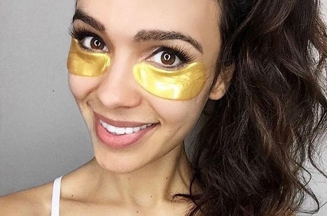 Можно использовать специальные косметические паучи для глаз