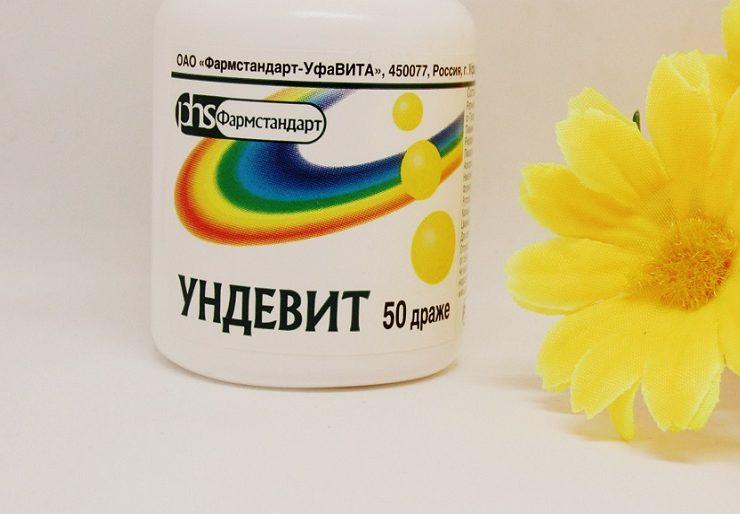 Витамины Ундевит - чем они полезны?