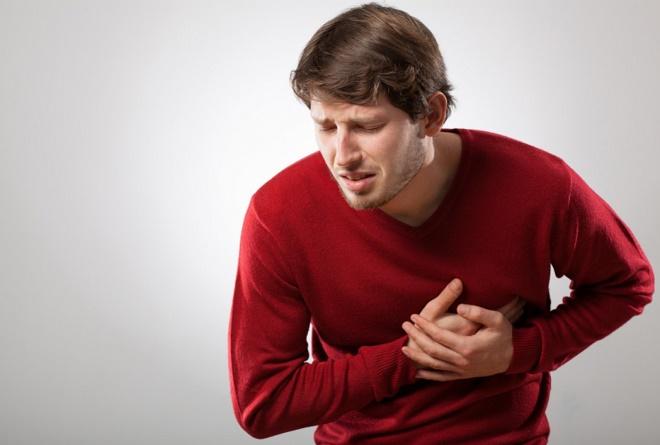 Сердечная боль не стихает даже в состоянии спокойствия