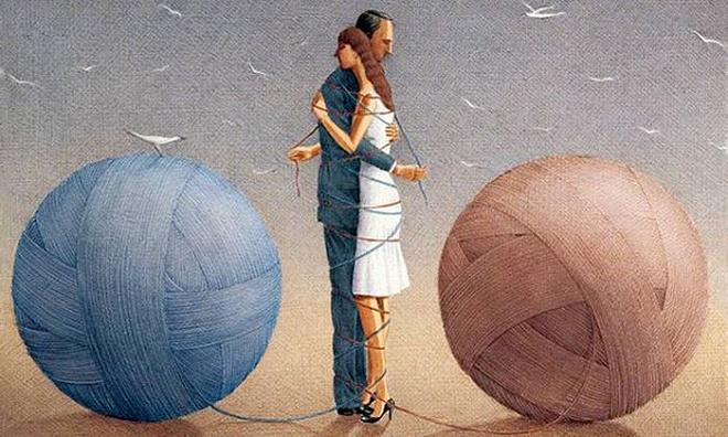 Отсутствие совместных эмоций, дел, симпатий - уже тревожный знак о ваших чувствах